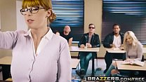 Brazzers - Big Tits at School -  The Substitute...)
