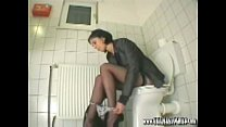 Office Toilet Slut, The Nasty Gimp)