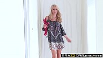 Brazzers - Moms in control - (Alex Grey, Katie Morgan) - Ticklish Pussy
