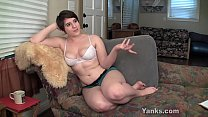 Voluptuous Amber Talking