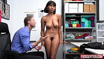 Download video bokep Jenna Foxx In Prevention officer Put Seed In He... 3gp terbaru