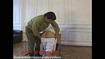 Russian blonde babe must stubmit to the wild or... - Indian Porn