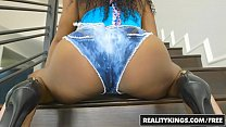 RealityKings - Round and Brown - Charlie Rae Logan Long - Big Buns