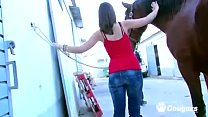 Naughty Sandra Milka Bones A Cop To Get Out Of ...