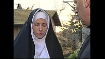 Two nuns are comforting a sister, but she don't... thumb