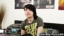 Emo gay first time cum Hot guy Domino a Harvey ...