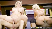 Brazzers Exxtra - (Prince Yashua) - Blowing On ... thumb
