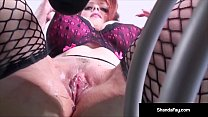 Canadian Cougar Shanda Fay Gets Crazy Horny On ...