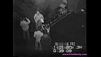 security cam   fucking outside part 2