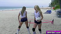 Hot and Sexy Volleyball Session Thumbnail