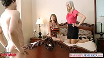 Moms Darla Crane and Emma Starr gets fucked and...