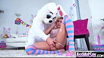 Big Butt Girl (Marsha May) Get Oiled All Over A...