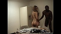 A Very Nasty Interracial Fucking Action In The ...