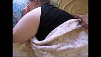 husband wakes wife from nap then fuck her pussy loud orgasm creampie
