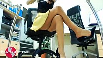 planetsexcams.com at live her watch i office the in masturbates Secretary