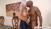 Busty blonde Emma Starr take neighbor cock Thumbnail