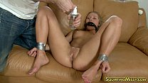 Squrting Experiment For Blonde Czech