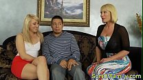 Gina Gerson and Kayla Green ffm threeway