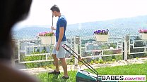babes   step mom lessons   window watching starring nick gill and billie star and rebecca volpetti