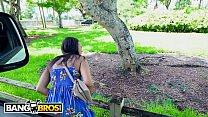 BANGBROS - Today Peter Green Met Berlyn Toy The Blasian Squirter!