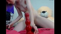 Virgin Ass Destroyed By Big Toy - sexyfreecamz.com