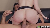 Hot babe Harley sizzling tight anal fuck />  <span class=