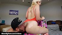 Hot Blonde Samantha Rone Big Booty Banged By Chris Strokes!
