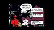 Hellboy Comic Chapter 1 Part 2