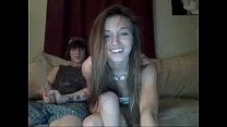 Emo teens fucking and masturbating on webcam - ...