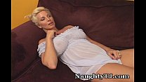 Mommy In A Hot Nightie Thumbnail