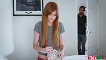 Miley Cole in Caught Red Haired - download porn videos