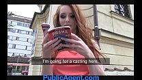 PublicAgent Fit young model wants to be movie star