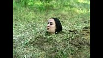 Forest bdsm burial and bizarre domination of cr...