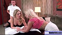 Sexy Busty Wife (Cali Carter & Cherie Deville) ...