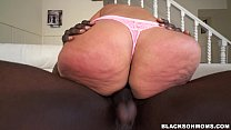 busty milf with a huge ass takes on two cocks xa15682