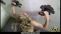 terracial   white lady confesses her sins at gloryhole 8
