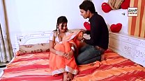 Hot bhabhi cleavage show on first night - NEW V... Thumbnail