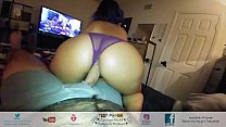 Big Booty Latina Time Of His Life Riding His Ha...