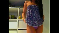 dementedcams.com - cam on herself showing fun has body perfect with Girl