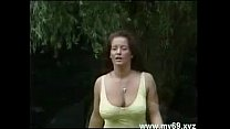 Busty german mature with nice tits gets fucked ... Thumbnail