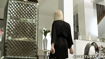 Hot wife dressed up and assfucked in her favorite lingerie