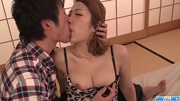 Miku Kirino feels extreme in scenes of dirty Asian porn More at