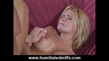Milf first time anal sex