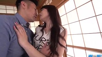 Appealing Wife Ryouka Shinoda Bgets Laid With Her Hubby