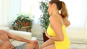Natasha Nice Gives A Hot POV BJ
