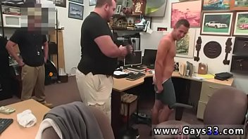 Nude men cumshots movie gay Guy finishes up with rectal sex threesome