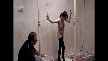 Extreme electro torments to tears and cattleprod bdsm domination of emily