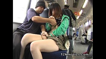 Video sex on the subway
