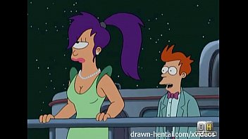 Futurama Hentai Cheer up Leela