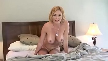 Milf stacy silver slides some hard dick in her wet pussy & gets a creampie